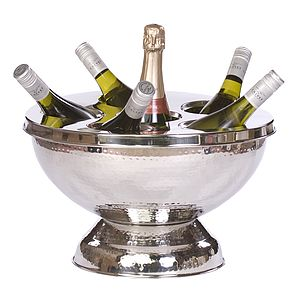 Hammered Champagne And Wine Bucket - shop by price