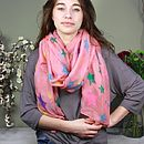 Colourful Stars Scarf