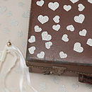 Vintage Style Paper Wedding Table Confetti