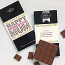 Happy Mother's Day Chocolate Card