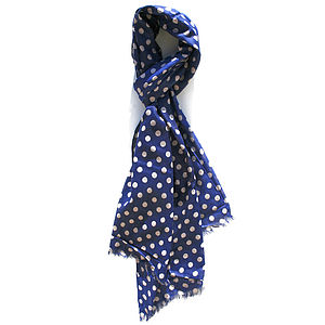 Spotty Scarf - women