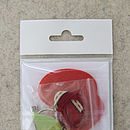 Apple Brooch Or Keyring Mini Craft Kit