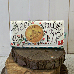 'See A Penny Pick It Up' Wallet - bags & purses