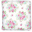Floral Vintage Style Cushion