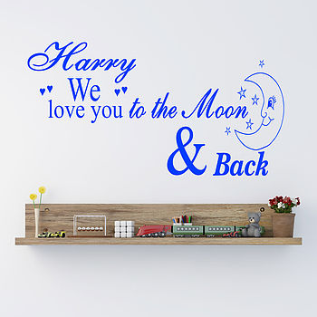 Nursery Wall Stickers Nursery
