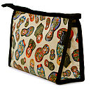 Russian Dolls Print Washbag