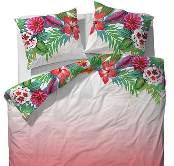 Liv Floral Duvet Set By Essenza