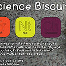 Science Symbol Biscuit Cutter