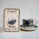 mum tea card