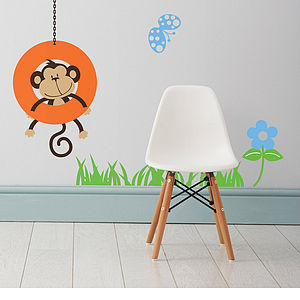 Fun, Kids Chair, Eames Style