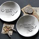 'Love You Daddy' Mini Trinket Dish