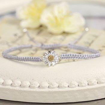 Wildflower Friendship Bracelet