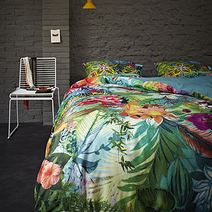 Lola Tropical Duvet Set By Essenza - bedding & accessories