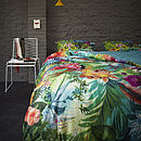 Lola Tropical Duvet Set