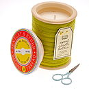 Cotton Bobbin Candle