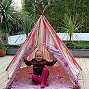 Pink Fairy Wigwam