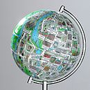 Illustrated Oxford Globe