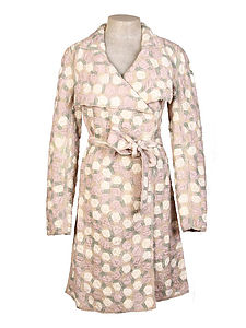 Kantha Coin Coat
