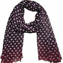 Dipped Dots Scarf
