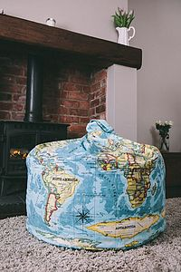 Atlas Beanbag - bedroom