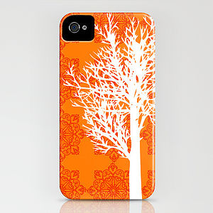 Tree Silhouette Case For IPhone - bags & cases