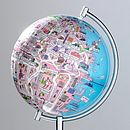 Illustrated San Francisco Globe