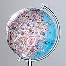 Illustrated San Francisco Globe