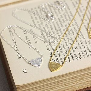 'Always In My Heart' Necklace - women's jewellery