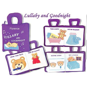 Lullaby And Goodnight Personalised Book