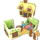 Goldilocks Read, Listen And Play Set