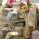 Vintage Floral Collection Candles Or Diffuser