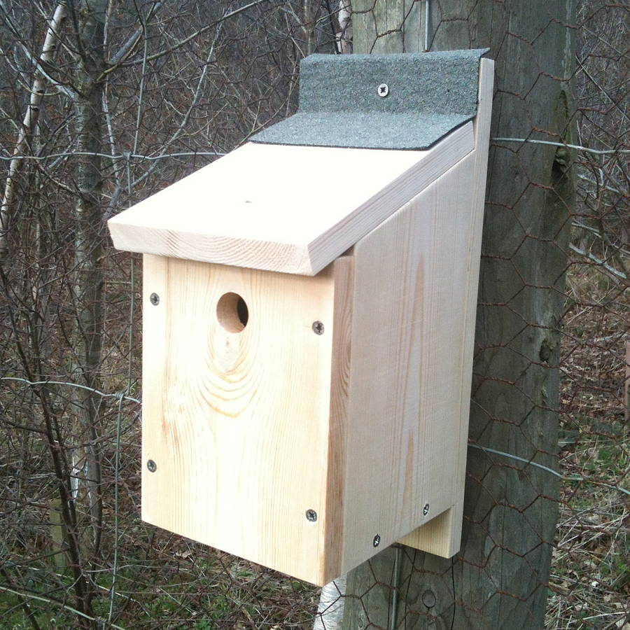 Build Your Own Bird Box By Wudwerx