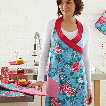 Susie Cotton Apron Theme