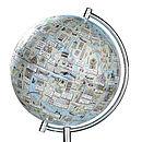 Illustrated Venice Globe