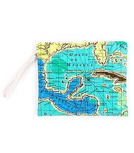 Mexico Print Padded Case For IPad