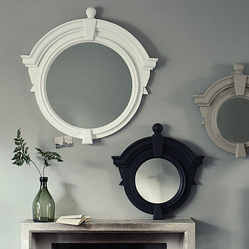 Ardley Wooden Framed Mirror