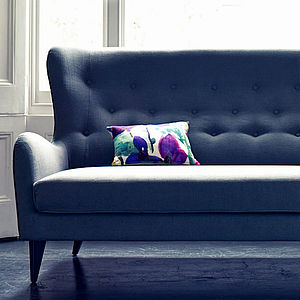 Fenton Wing Backed Sofa - furniture