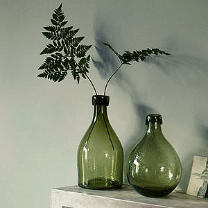 Larkin Bubble Bottle - decorative accessories