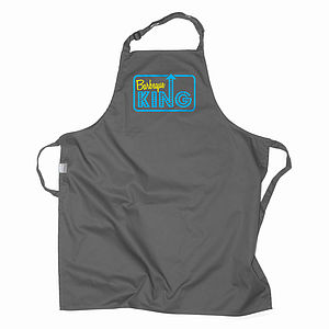 Barbeque King Apron - kitchen accessories