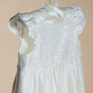 Avery Christening Gown - christening wear