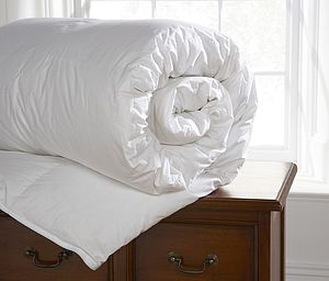 White Goose Down Duvets - bed, bath & table linen