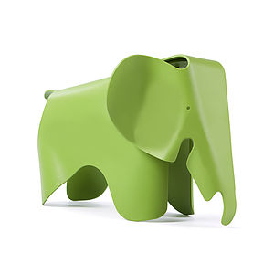 Child's Eames Style Elephant Footstool - children's furniture