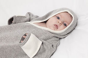 100% Cashmere Baby Nest - clothing