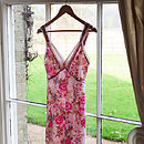 Very Lacey Nightie Pink Beautiful