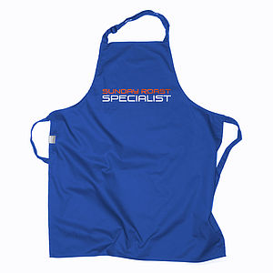 Sunday Roast Specialist Apron - kitchen linen