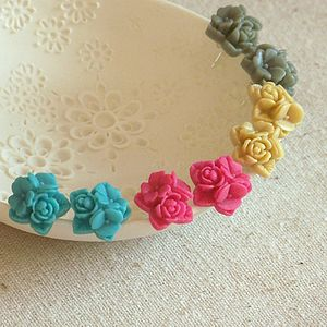Summer Bouquet Earrings - jewellery sale