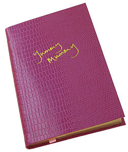 Mummy Notebooks - diaries & journals