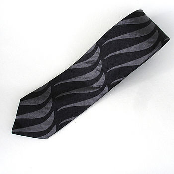 Men's Ripple Tie