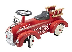 Ride On Fire Engine - traditional toys & games