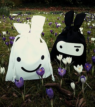 Pair Of Bunny Bags